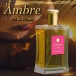 les ecuadors parfum ambre