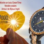 montre greentime 33